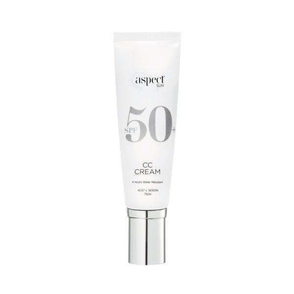 Aspect Sun CC Cream SPF50
